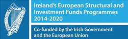 Co-funded by the Irish Government and the European Union