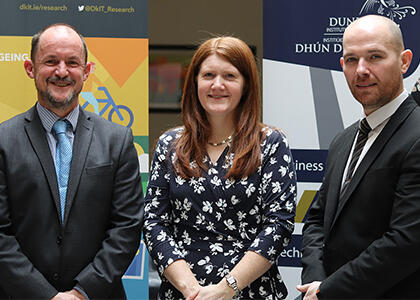 DkIT To Boost Industry Engagement with New Research & Innovation Initiatives