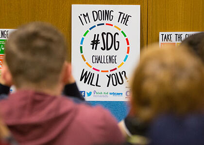 DkIT student event sparks lively debate on World Water Day