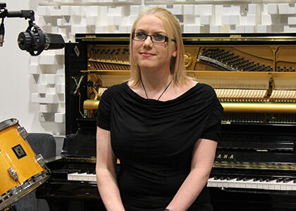 DkIT Music Researcher Awarded BFE Student Bursary