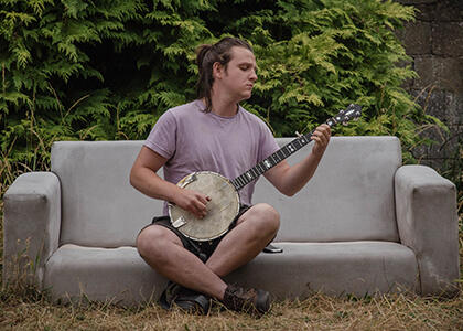 DkIT Music Graduate Takes Top Spot for Banjo at US Freshgrass Festival