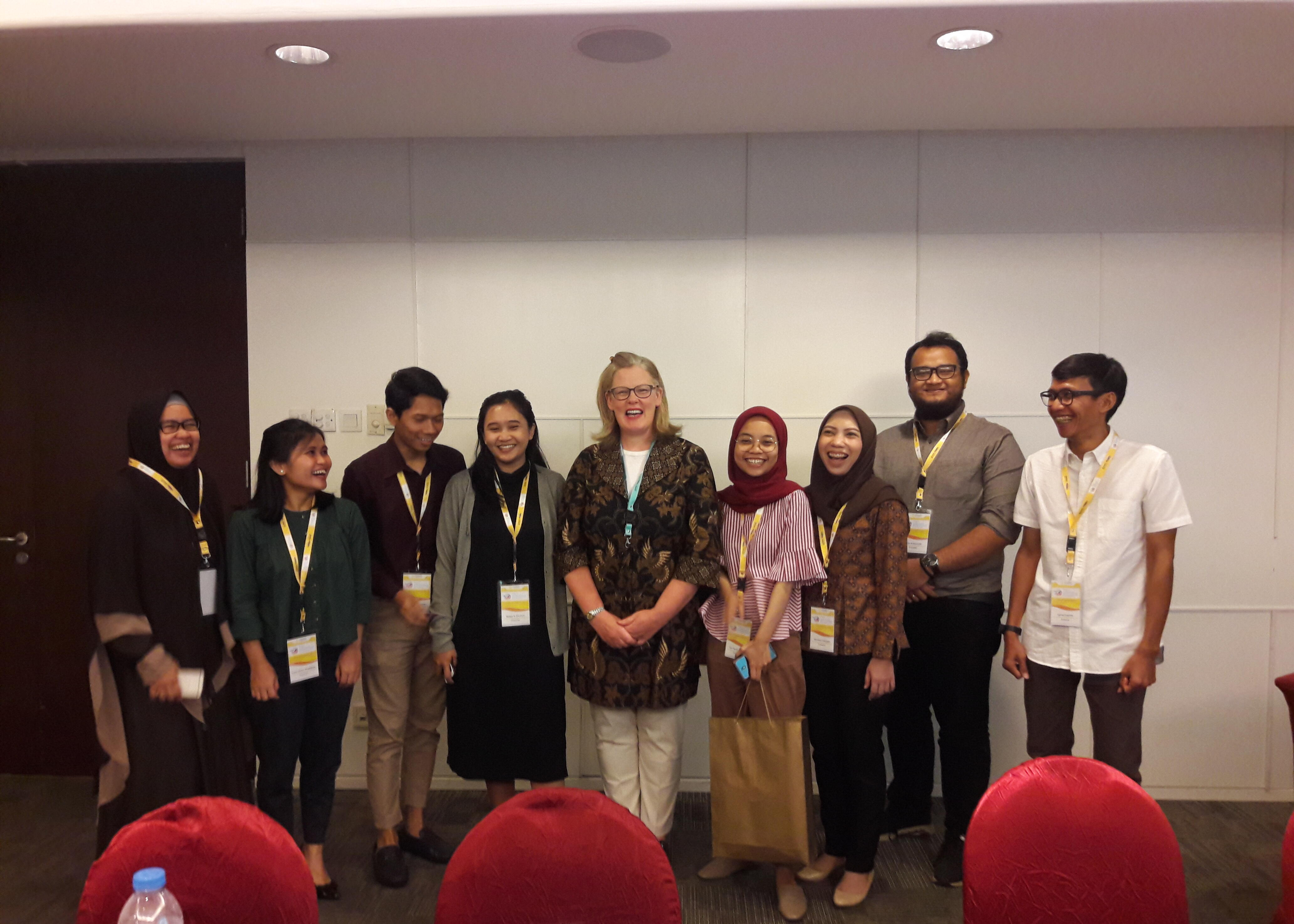 DKIT Lecturer Awarded Fellowship at Universitas of Indonesia