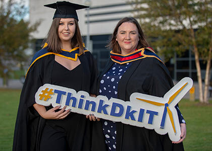 1,368 Graduate from Dundalk Institute of Technology