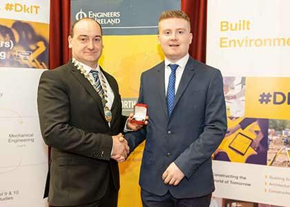 DkIT Announces Winner 2019 Peter Rice Engineering Award