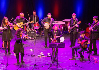 DkIT Traditional Musicians to Participate in Drogheda Variety Concert
