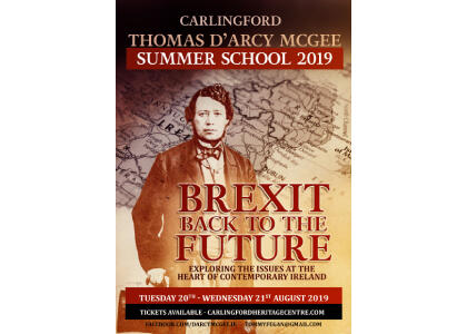 DkIT Supports 8th Thomas D'Arcy McGee Summer School 'Brexit – Back to the Future'