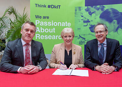 DkIT Signs Multi Annual Partnership with ABP Food Group