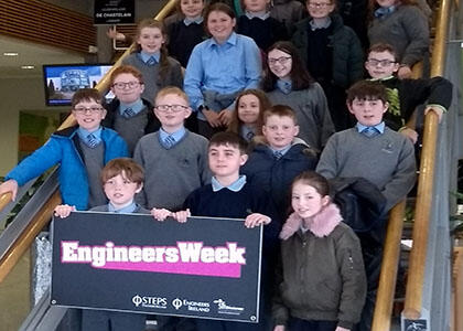 Engineer's Week – XX Factor