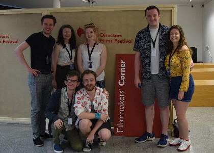 DkIT Film & TV students screen projects at FEST Film Festival in Portugal