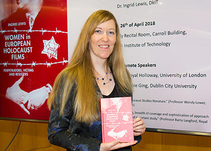 New Book By DkIT Lecturer Analyses Representation of Women in European Holocaust Films