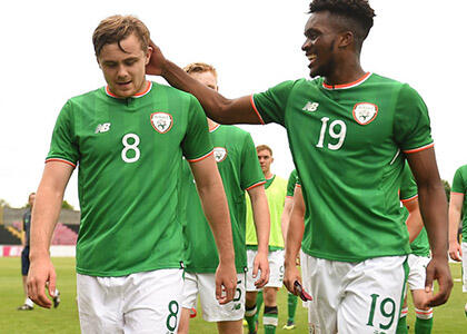 DkIT Students Help Secure Irish Victory Over France in Irish Universities & College Soccer Friendly