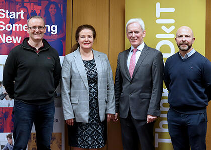 DkIT Formalises Relationship with Sport Ireland Via MOU