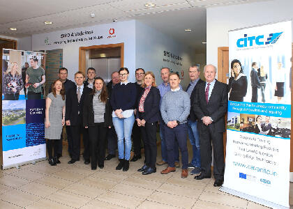 DkIT Launches New Part-Time Course In Cavan Innovation & Technology Centre