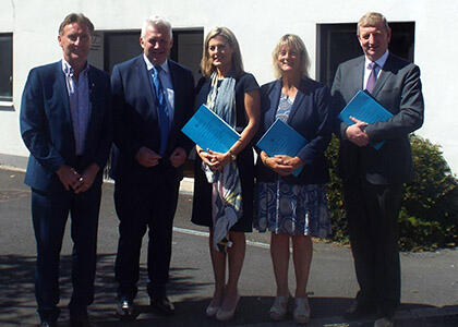 Housing Committee Selects 'Age-Friendly' Co. Louth to Launch New Report on Housing Options for Older People.