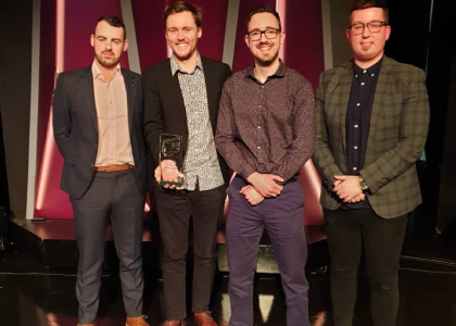 DkIT Wins 2 Awards At Royal Television Society Awards 2020