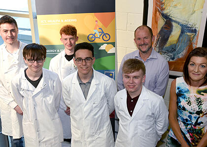 DkIT introduces new STEM Research Programme for NI Secondary Schools