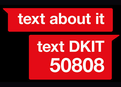 DkIT partners with 50808