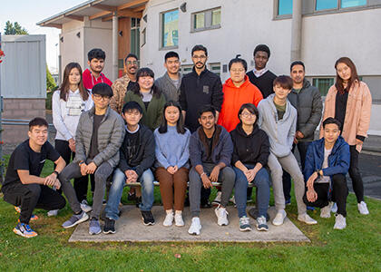 A warm DkIT welcome for our new International students