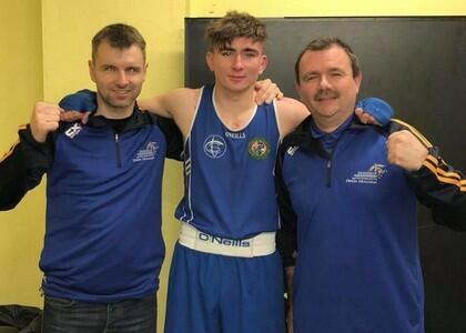 BOXING/GAA | Chacho reflects on a memorable All Ireland double