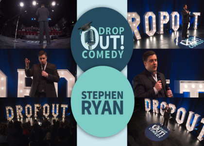 Dropout Comedy Live at Dundalk Institute of Technology