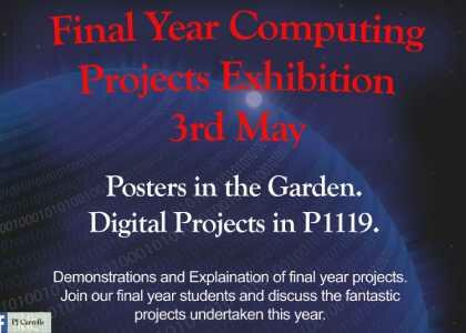 Final Year Computing Project Exhibition