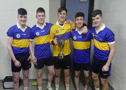 GAA | Nally stars as DkIT end a 13-year wait for All Ireland Freshers Championship