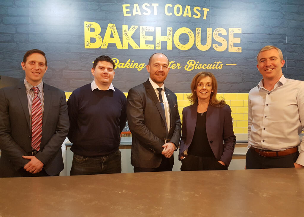 DkIT explore opportunities with East Coast Bakehouse