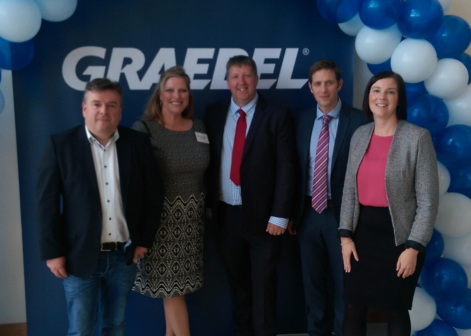 DkIT Delighted to Welcome Graebel Companies Inc. to North East