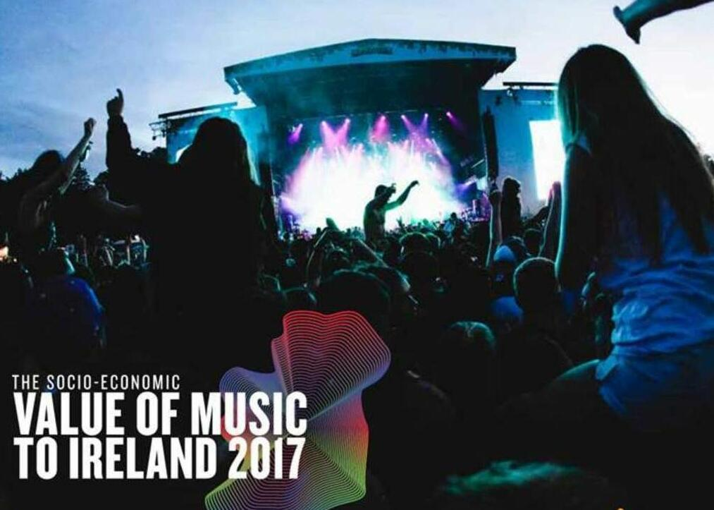 The Economic and Social Impact of Music in Ireland