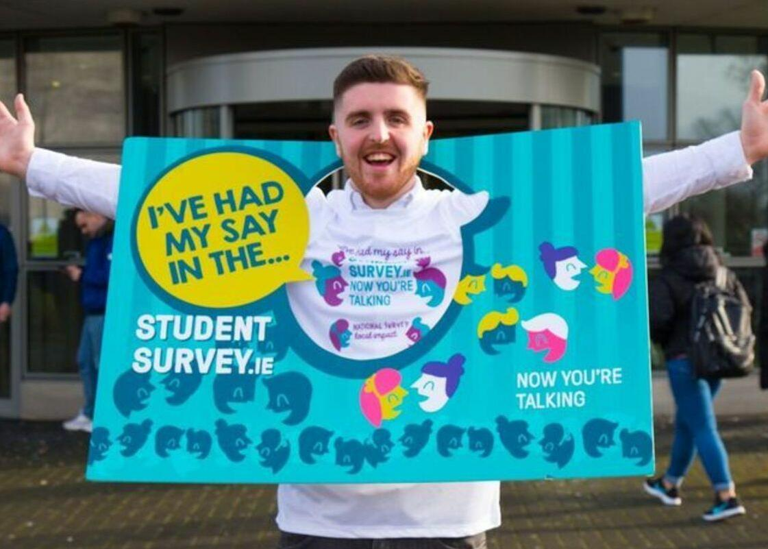 HAVE YOUR SAY - Launch of 2018 Irish Survey of Student Engagement!