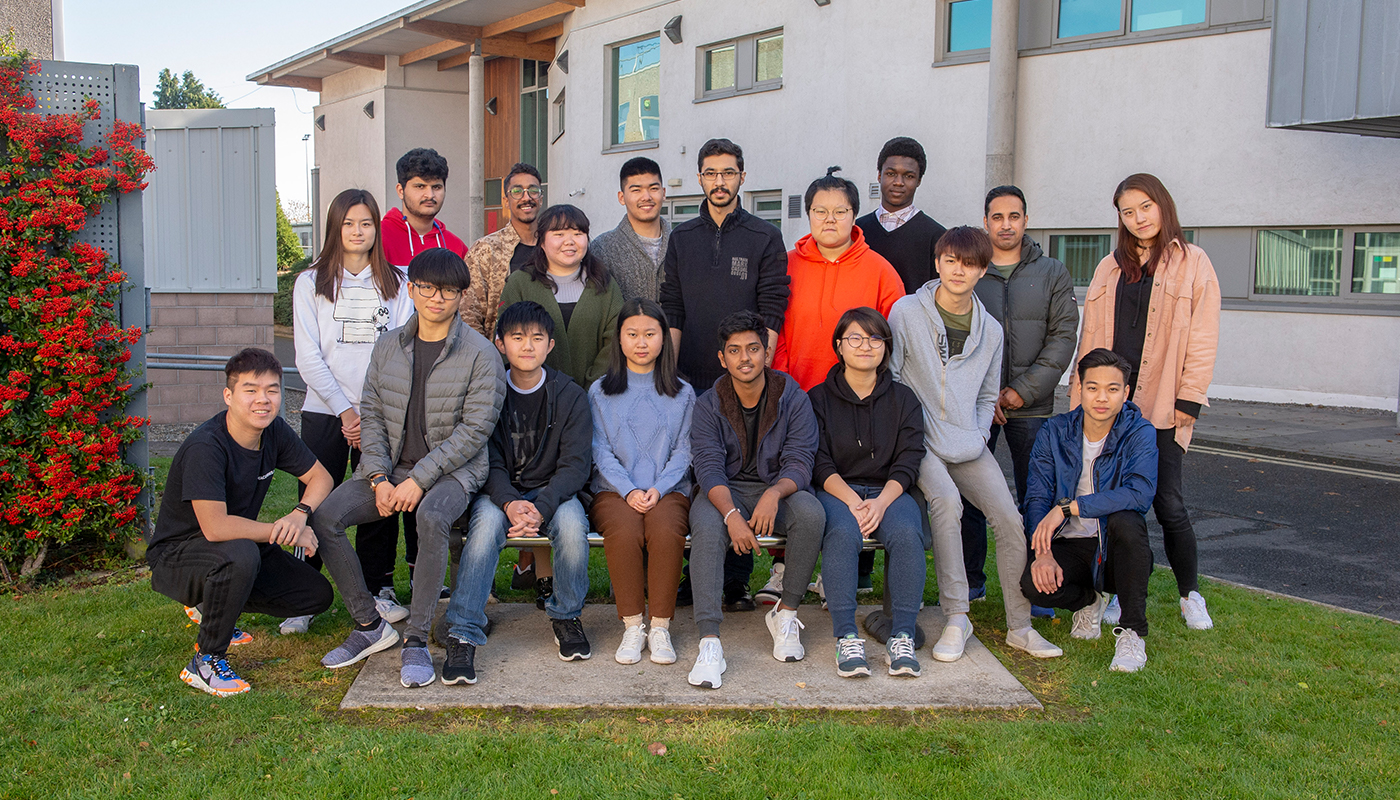 A warm welcome to our 2018-19 International students