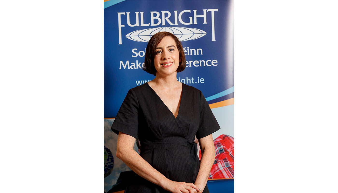 Dr Caroline Sheedy, Computing Lectuer at DkIT is named as Fulbright TechImpact Scholar 2019/20