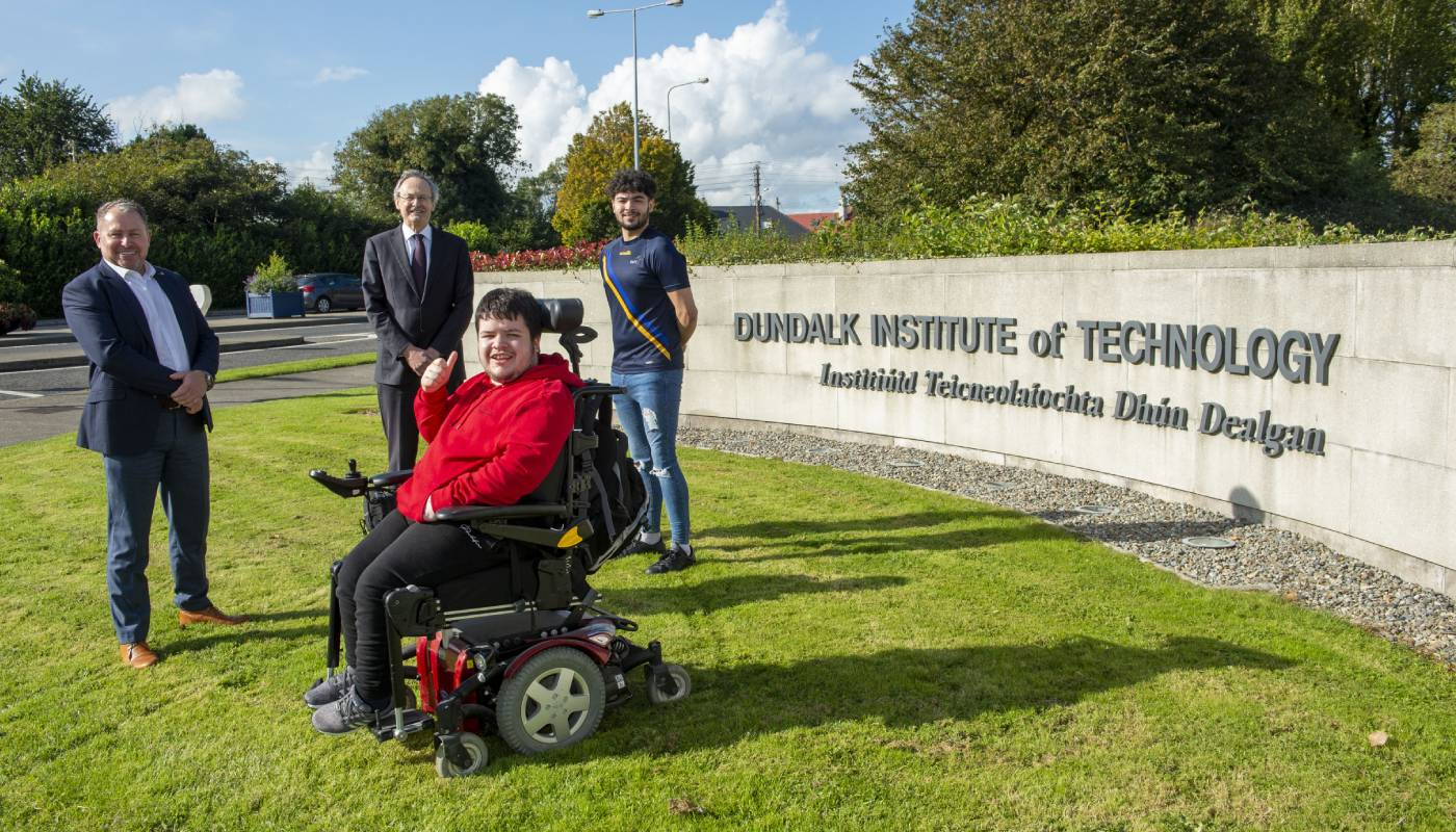 DkIT Launches New Fully Accessible Changing Facility In Move Towards More Inclusive  Education