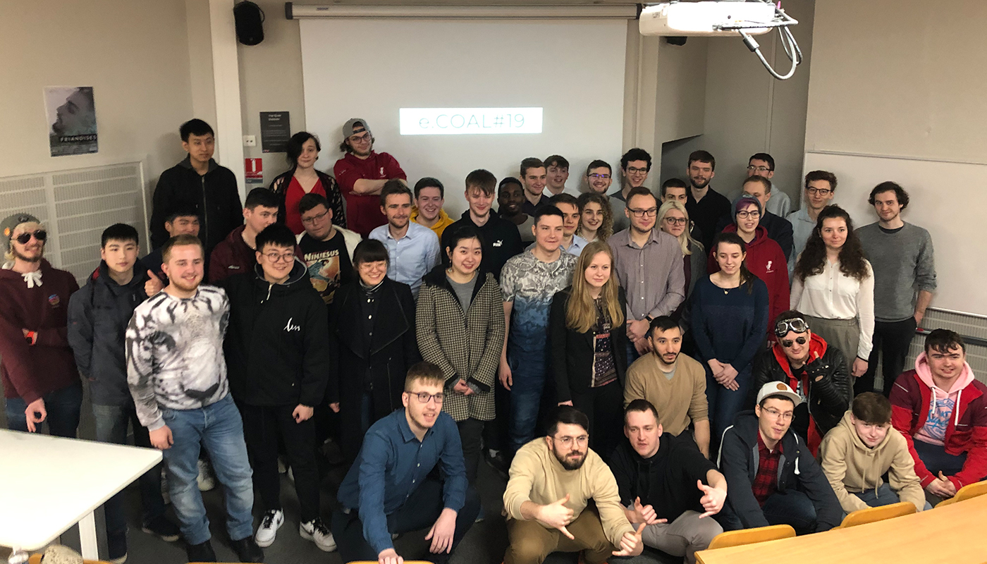 Computing students travel to France for Coding Challenge
