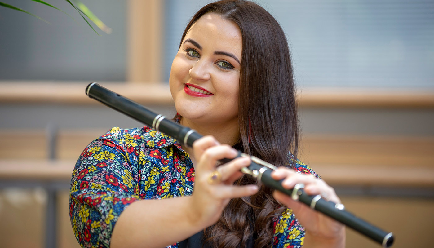 DkIT Applied Music Graduate from Glen, Co Down Wins BBC NI & Arts Council Young Musicians' Platform Award 2018.