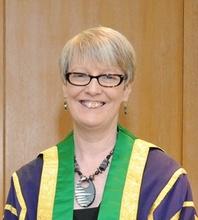 Ann Campbell, President, DkIT