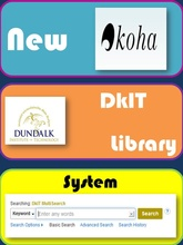 DkIT Library New System
