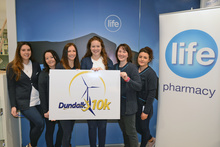Five Dundalk-based businesses have generously provided sponsorship for the upcoming DkIT Dundalk 10k which takes place on Tuesday 25th April at 7pm. Sponsors include Servisource Recruitment, DkIT Sport, Smyth's Life Pharmacy, Fyffes Ireland and Dundalk Re